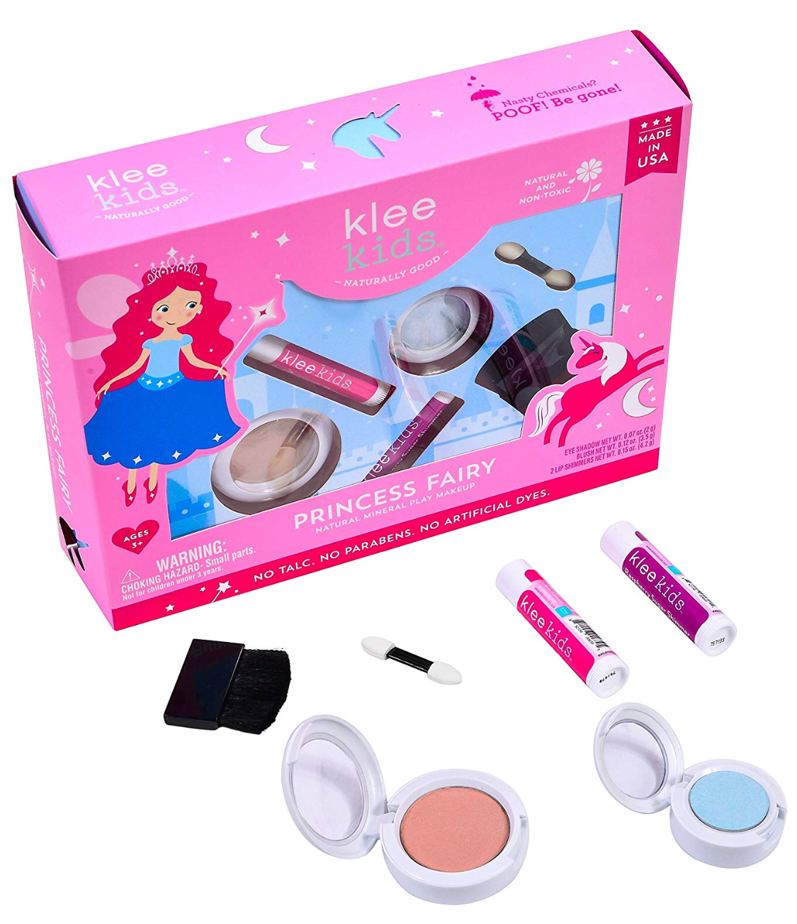 Natural Kids Makeup